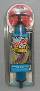 Camco Rv Water Line Winterizing Hand Pump Kit Rv Antifreeze Hand Pump Kit