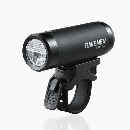 Ravemen CR500 Bicycle Light - Includes Free TR20 Tail Light