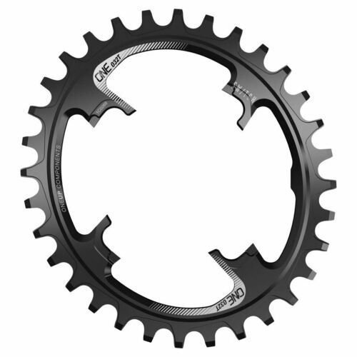 OneUp Components Switch oval chainring 32T black