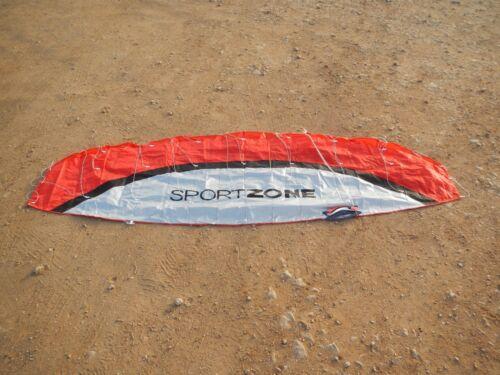 Trainer Kite for Kitesurfing 2.5m High Quality Red Kite FreeShip+Tracking