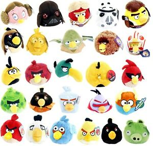NEW-OFFICIAL-4-034-6-034-8-034-PLUSH-ANGRY-BIRDS-AND-ANGRY-PIG-SOFT-TOY-ANGRY-BIRDS-TOYS