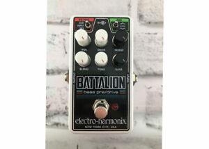 Electro-Harmonix Bass9 Polyphonic Bass Machine Used FREE 2 DAY SHIP