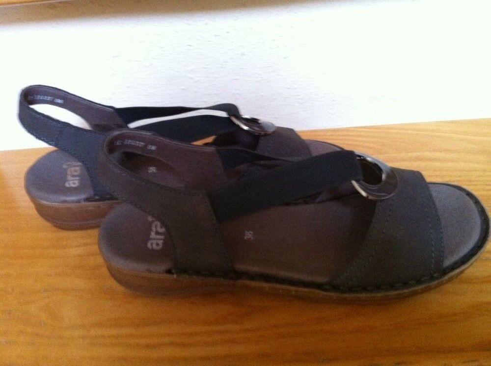 Sandalen von Weite Ara  Gr. 38 / Weite von G  NEU d7f825