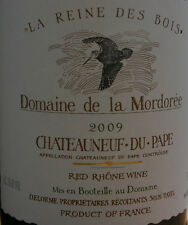 1bt Chateauneuf du Pape Domaine de la Mordoree Reine des Bois 2006