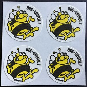 Cola 4 Block Vintage Trend Matte Scratch /& Sniff Stickers Mint!!