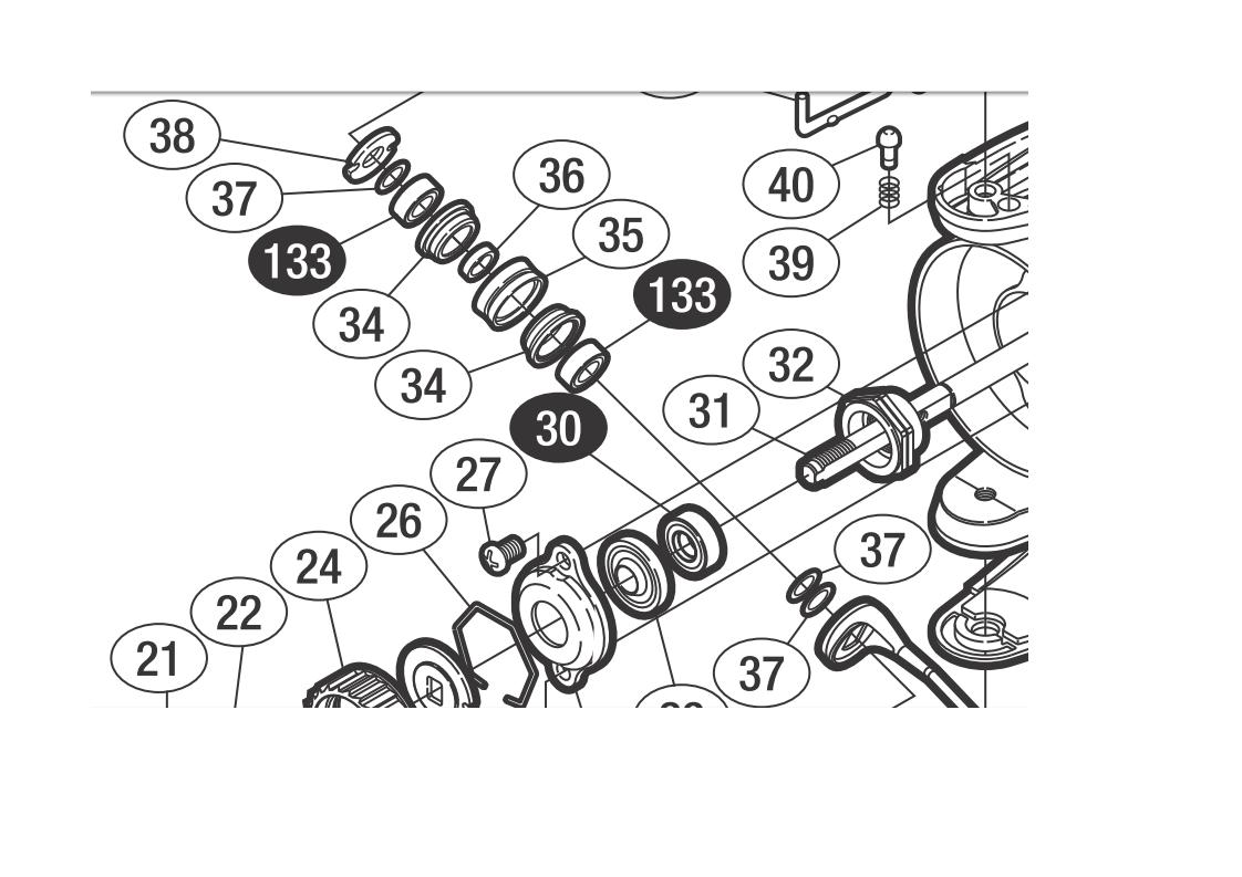 Shimano Vanquish Stradic Line Roller 2bb Kit 16 Vanquish 15 16 Stradic 16 15 Stradic c1c0a1
