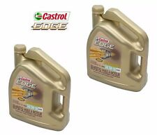10 Quarts Pack 5w30 CASTROL EDGE Full Synthetic 5w-30 Engine Motor Oil for BMW