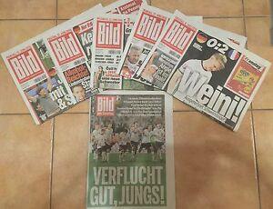 6x-BILD-Zeitung-034-DER-WEG-DEUTSCHLANDS-INS-HALBFINALE-034-Europameisterschaft-2016