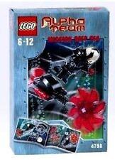 LEGO Alpha Team Mission Deep Sea Evil Ogel Attack (4798)