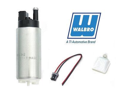 Walbro 255 LPH Fuel Pump Honda Civic /& CRX 88-91 HP