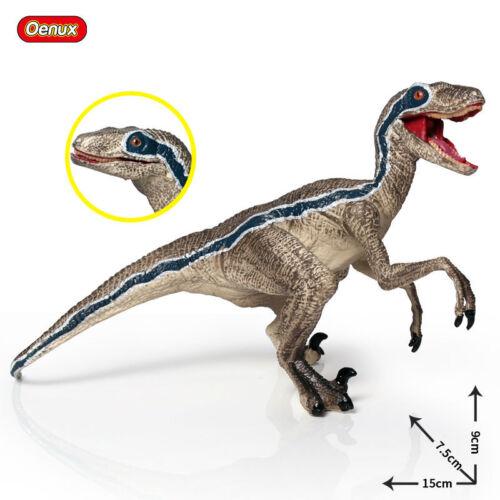 Color Azul Dinosaurio Velociraptor Raptors Ninos Regalo Juguete Seguro Jurassic Tiempo Figuras De Accion Juguetes Ameba en el cerebro 3. color azul dinosaurio velociraptor raptors ninos regalo juguete seguro jurassic tiempo figuras de accion juguetes