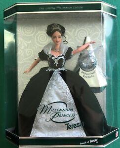 The Special Millennium Edition Barbie Millennium Princess Teresa 1999