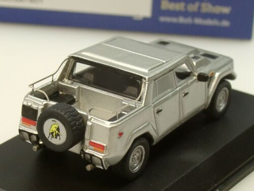 1986 87601-1:87 Bos Lamborghini lm002 plata