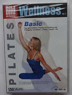 DVD Pilates Basic Wellness Vol.1 Bild BamS Dieter Grabbe Training Straffung