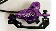 Juin Tech DB1 Hydraulic Disc Brake Set - Purple - F&R 160mm