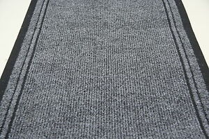 Image Is Loading Inca Grey Hall Stair Carpet Runner For Narrow