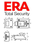 ERA-Traditional-Front-Door-Lock-replaces-Yale-lock-No-77-EXTRA-KEYS-available miniature 5