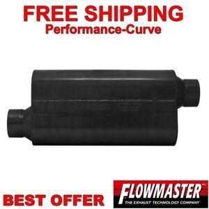 "Flowmaster 50 Series Big Block Muffler 3.5/"" O//O 53553"