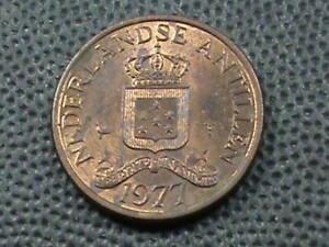 Niederlande-Antillen-1-Cent-1977-Maximum-in-USA