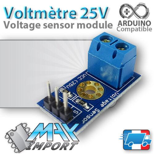 Module Detecteur capteur de tension Arduino Voltage Sensor Detector