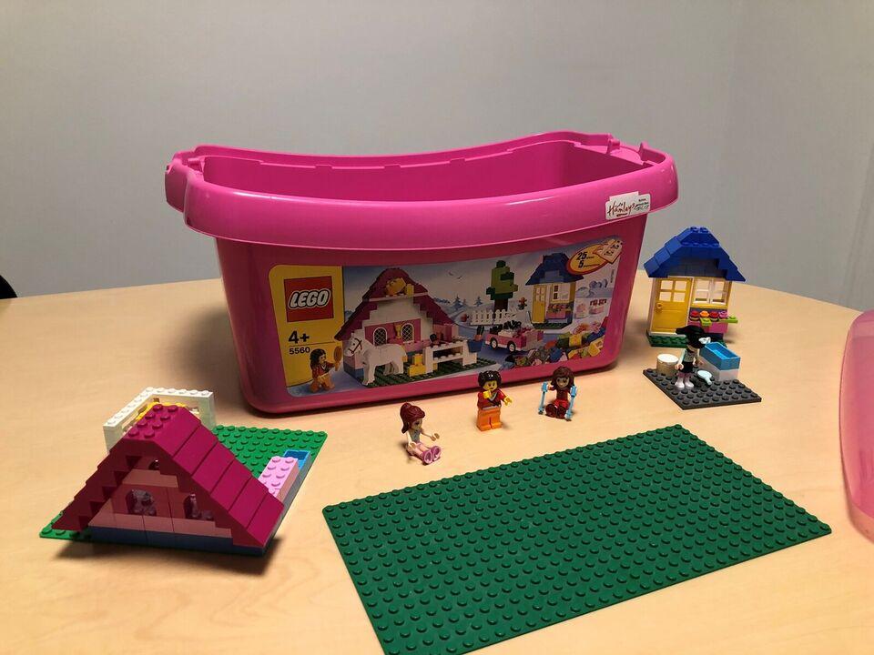 Lego andet, Blandet Lego