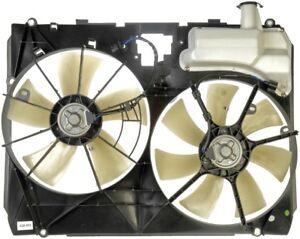 Dorman 620-645 Radiator Dual Fan Assembly