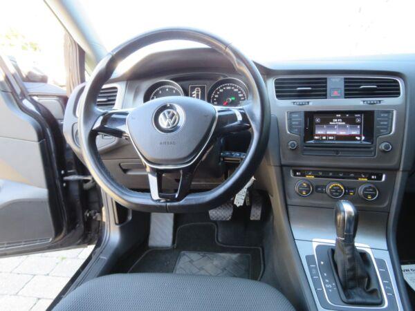VW Golf VII 1,4 TSi 122 Comfortl. Vari. DSG BM - billede 5