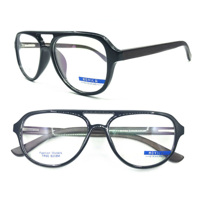 72945a9ee14 Frequently bought together. Acetate Wood Light Vintage Eyeglass Frames ...