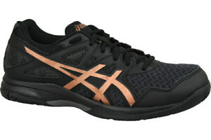 ASICS-GEL-TASK-2-1071A037-002-MEN-039-S-BLACK-VOLLEYBALL-TRAINERS-ORIGINAL