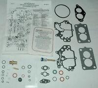1982 87 Carburetor Kit Chevy, Gmc, Isuzu, Luv Trucks 1.9l Eng - Hitachi 2 Barrel