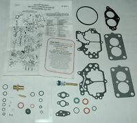 1982 87 Carburetor Kit Chevy, Gmc, Isuzu, Luv Trucks 1.9l Eng - Hitachi 2 Barrel