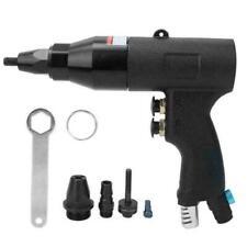 Pneumatic Rivet Nut Gun Rivnut Setting Gun Riveter Air Riveting Tool 750rpm
