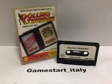 ROLLING THUNDER (COMMODORE 64 C64) USATO USED - TAPE