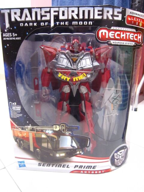TRANSFORMERS LEADER Sentinel Prime CHEAPEST Working Electronics C9 to C10 AFA