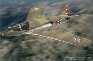 Messerschmitt P.1112 Jet Fight...