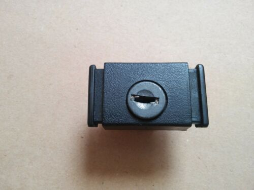 OEM VW glovebox handle with lock