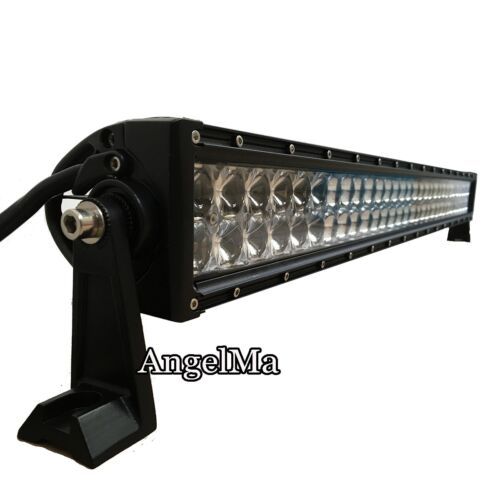 "32/"" LED Light Bar 5W Osram SPOT//FLOOD COMBO TRUCK OFFROAD SUV 4WD UTE FORD LAMP"