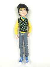 Monster High Poupée Doll / Jackson Jekyll / 1st First Wave, Basic 4