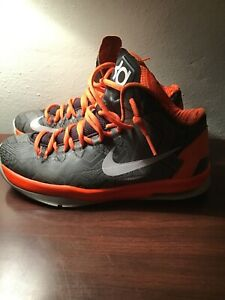 separation shoes 50715 aa689 Image is loading rare-Nike-KD-V-5-BHM-BLACK-HISTORY-