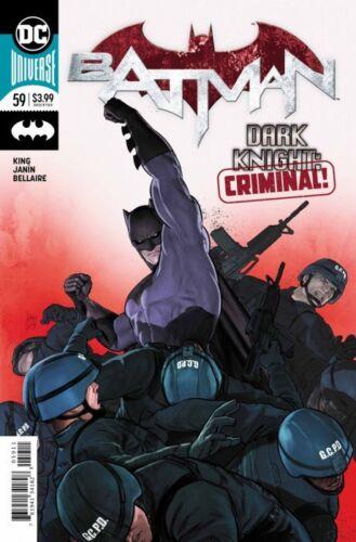 Batman #59 2018 DC Universe Comics NM