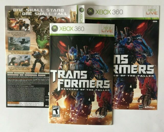 transformers revenge of the fallen free download pc game