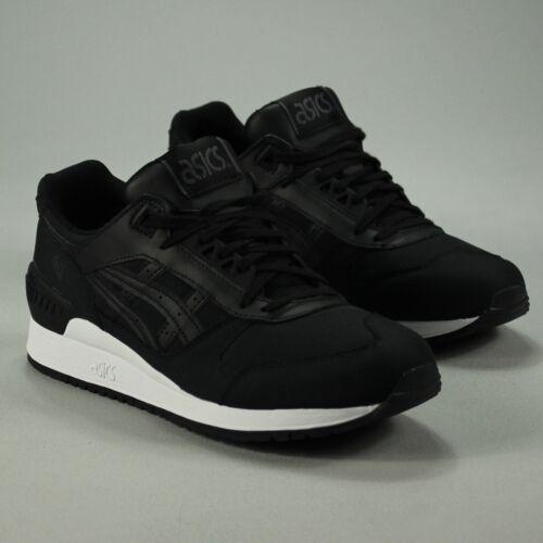 In Uk nero 8 New Box Asics 11 Shoes Respector ginnastica Scarpe Nero Black da 7 10 Misura na0xzF
