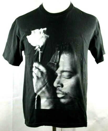Vintage Rare 1993 Luther Vandross Album T Shirt Bl