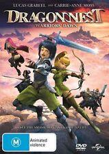 Dragon Nest - Warriors' Dawn [ DVD ] LIKE NEW, Region 4 + 2, Fast Post....5751