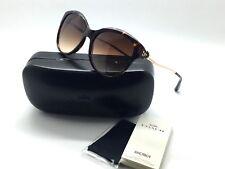 Coach Sunglasses Hc8189 541713 Dark Tortoise/light Gold 55-17-135
