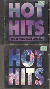 Hot Hits und Hot Hits Special - 2 CD s - guter - Deutschland - Hot Hits und Hot Hits Special - 2 CD s - guter - Deutschland