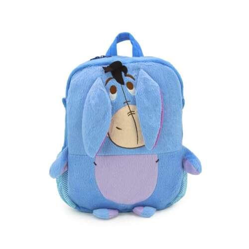 "Winnie The Pooh Eeyore Peluche Bambola Giocattolo Morbido Scuola Zaino Borsa a tracolla LIBRO 14/"""