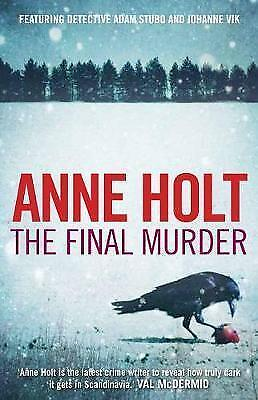 1 of 1 - **NEW PB** The Final Murder by Anne Holt (Paperback, 2016)