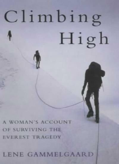 Climbing High By  Lene Gammelgard