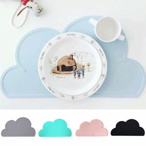 Silicone-Insulation-Pad-Cloud-Shape-Kitchen-Placemat-Kid-Dining-Table-Place-Mat